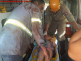 Maracaju: Criança de 3 anos é resgatada de dentro de poço artesiano com cerca de 7 metros de profundidade
