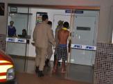 Maracaju: Homem é agredido com garrafadas e é preso após dar entrada ao Pronto Socorro