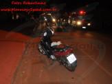 Maracaju: Bombeiros atendem ocorrência de queda de motociclista
