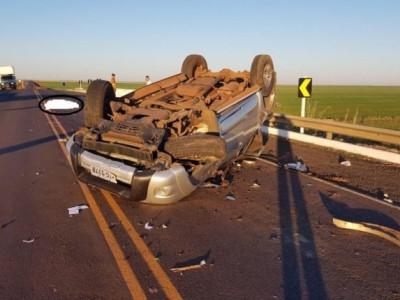 Motorista com droga invade pista contrária e mata comerciante