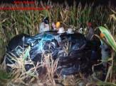 Acidente entre Itaporã e Maracaju, duas pessoas morrem e uma das vítimas fatais é morador de Maracaju