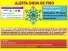 Maracaju: Aviso de Onda de Frio