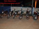 Maracaju: Polícia Militar apreende mais de 10 motocicletas que estavam transitando irregularmente