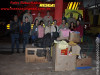 Corpo de Bombeiros de Maracaju, Polícia Militar e Rotaract realizam entrega de agasalhos arrecadados em campanha para Assistência Social