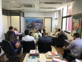 Em reunião com Procurador-Geral de Justiça, servidores defendem mais democracia no Ministério Público