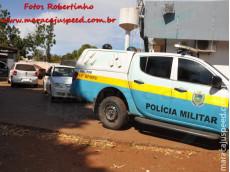 """Maracaju: Base PRE Vista Alegre aborda dois veículos com placas do estado de São Paulo, que transportavam maconha em """"mocós"""""""