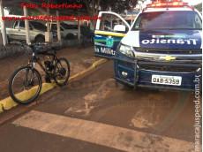 Maracaju: Polícia Militar em parceria com Ciretran, Gemutran e MPE decidem recolher bicicletas com motores que estejam sem devida regulamentação