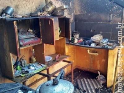 Tragédia mobiliza vizinhos e gera campanha por ajuda após incêndio