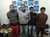 Mundo Novo: Quadrilha é presa tentando furtar cofre de Agência dos Correios. Um dos bandidos cometeu dois homicídios em Maracaju e era procurado pela justiça