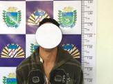 GETAM prende em flagrante homem por tráfico de drogas