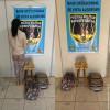 Maracaju: Base PRE Vista Alegre apreende bolsa com 6kg de maconha