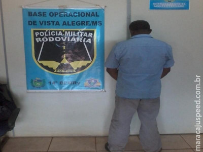 Maracaju: Base PRE Vista Alegre apreende cerca de 46 kg de maconha escondida em painel de veículo Ford Del Rey 1985