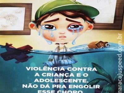 Maracaju: Campanha Contra a Violência e Exploração Sexual da Criança e Adolescente em nível nacional é realizada todos os anos no mês de maio