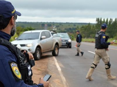 20 acidentes e 5 mortes registradas nas rodovias de MS no feriado