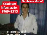 Maracaju: Mulher encontra-se desaparecida