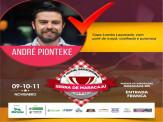 Maracaju Speed entrevista coordenadores de evento gastronômico em Maracaju