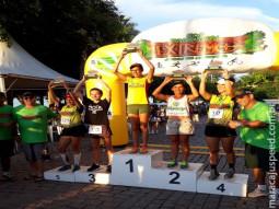 Maratonista maracajuense é 2ª colocada geral no Pantanal Extremo