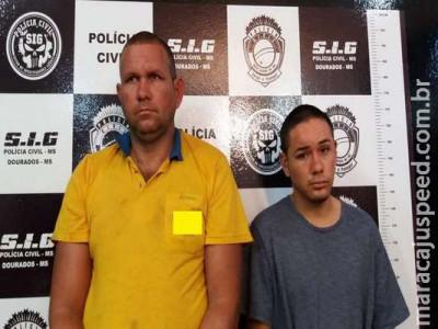 Quadrilha roubou quase 40 veículos durante quatro meses em Dourados