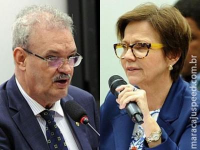 Tereza Cristina será ministra e Geraldo assumirá vaga na Câmara Federa