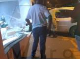Maracaju: Condutor perde controle de veículo e invade loja no centro