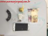 Maracaju: Polícia Militar prende em flagrante dois meliantes por tráfico de drogas