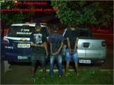 Maracaju: Polícia Militar recupera veículo furtado em Brasília e prende autores por receptação