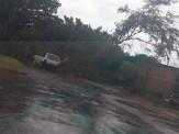 Maracaju: Tempestade no domingo causa estragos na cidade