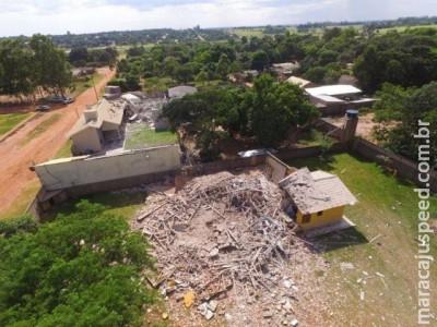 Medo impera em povoado atacado a bomba e ameaçado por traficantes