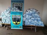 Base PMR Vista Alegre apreende veículo com 680 kg de agrotóxicos contrabandeados na MS-164
