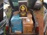 Maracaju: DOF apreende dez veículos com produtos de origem estrangeira