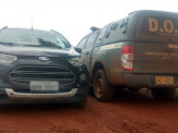 Maracaju: DOF recupera veículo furtado em Goiânia