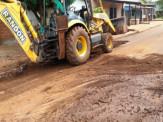 Maracaju: Manutenção de ruas e avenidas seguem o cronograma mesmo durante temporada de chuvas
