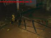 Maracaju: Princípio de incêndio criminoso movimenta Corpo de Bombeiros na madrugada de hoje