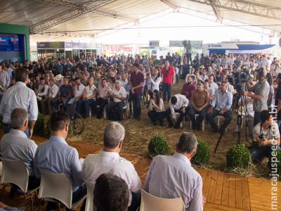 Showtec 2019 começa em Maracaju com destaque para investimentos no agronegócio