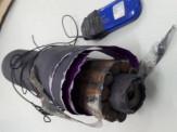 Funcionários de Fórum acham bomba durante limpa e Bope detona explosivo