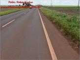 Maracaju: Capotamento de caminhonete na BR-267 resulta em morte de idosa