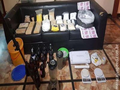 Douradense morre em confronto com a polícia durante 'batida' em refinaria de droga em SP