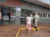 Maracaju: Mulher esfaqueia homem no abdômen. Ela alega ter agido em defesa de seu irmão