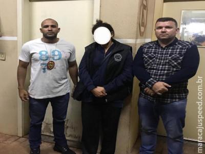 Maracaju: Mulher que estava desaparecida havia forjado o próprio sequestro, e é encontrada na cidade de Fátima do Sul