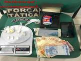 Maracaju: Operação Petra II prende homem por Tráfico de Drogas