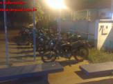 Maracaju: PM realiza blitz e apreende diversos veículos irregulares