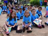 1ª Sarau Cultural em Maracaju, realizado pela Fundação de Cultura
