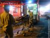 Maracaju: Bombeiros atendem ocorrência durante madrugada, onde mulher possivelmente embriagada caiu com sua motocicleta