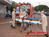 Maracaju: Homem é ferido por arma branca por desconhecido no Conjunto Olídia Rocha