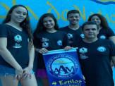 Nadadores de Maracaju participaram de competição em Brasília