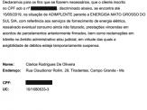 Campo Grande: Funcionários da Energisa cortam fornecimento de energia de casal de idoso, e idosa sofre queda durante diálogo e funcionários da empresa energética nem mesmo acionaram o resgate