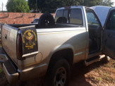 DOF apreende veículo com placas de Maracaju carregado com mais de meia tonelada de maconha e PRF prende um dos autores que havia se evadido em mata