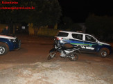 Maracaju: Homem é agredido por três indivíduos e tem motocicleta roubada na Vila Margarida
