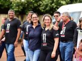 Maracaju: Passeata contra o abuso e exploração sexual movimentou o centro da cidade