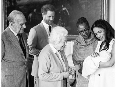 Nome do Baby Sussex é revelado: Archie Harrison Mountbatten-Windsor
